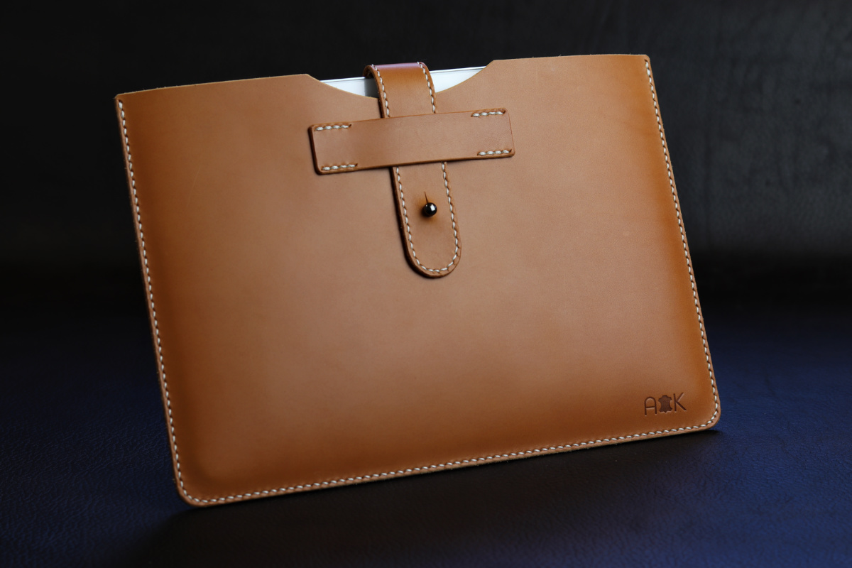 Atelier Kinkato, Apple iPad Air 2, kožené pouzdro