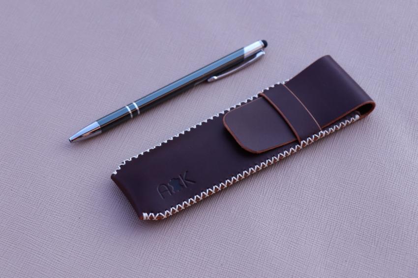 pouzdro na dvě pera nebo tužky