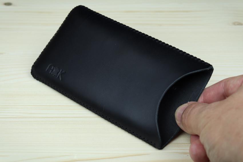 Kožené pouzdro pro Huawei Nova 3