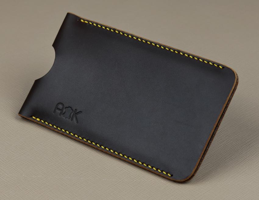 Kožené pouzdro pro Samsung Galaxy S9