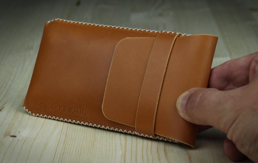 Kožené pouzdro pro Xiaomi Mi A2 Lite